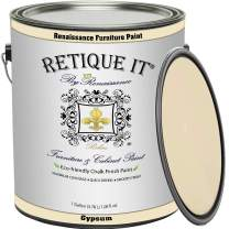 Retique It rfp by Renaissance furniture paint, Gallon, 21 Gypsum, 32 Ounces