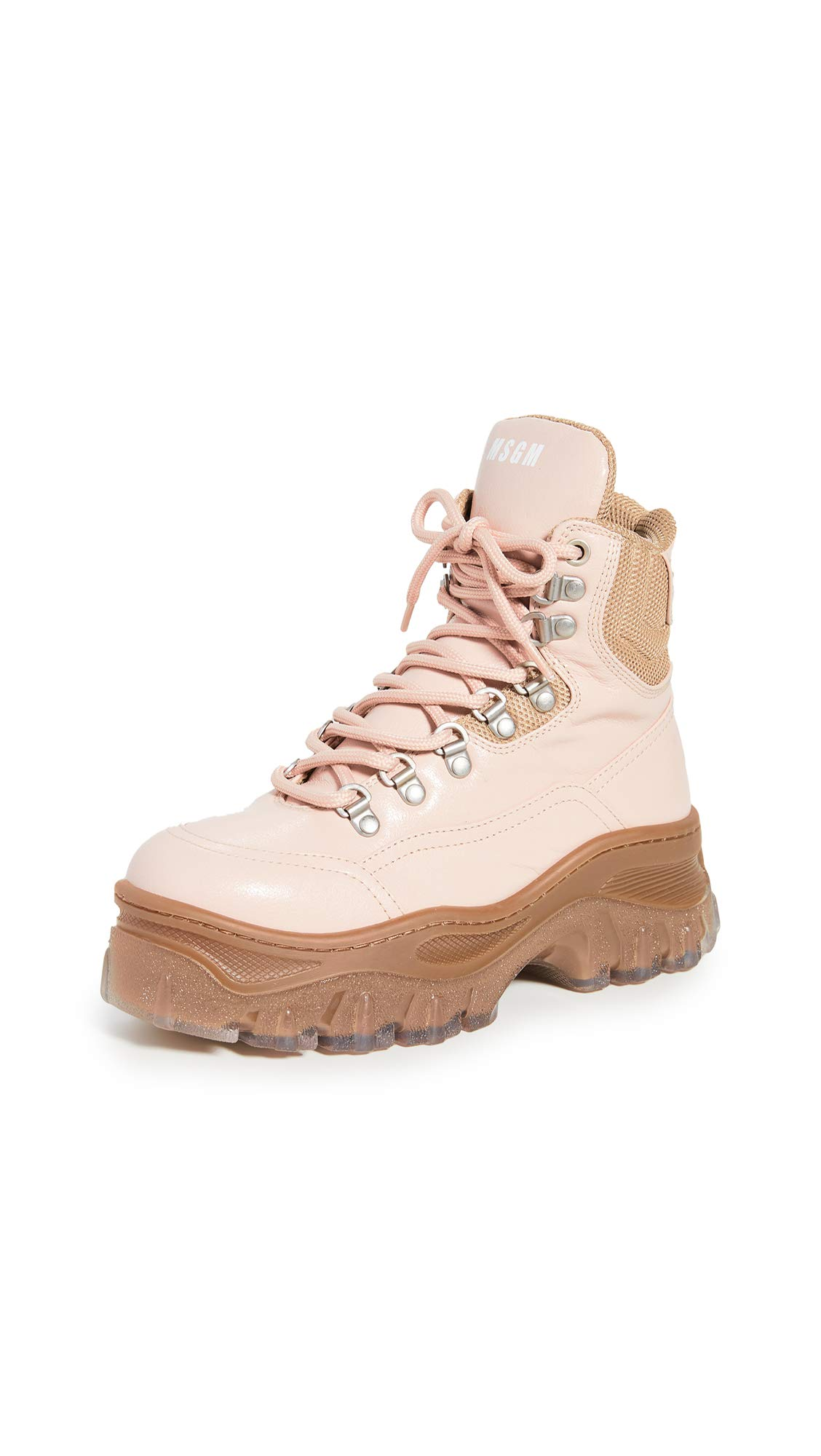 MSGM Women's Hiking Boots