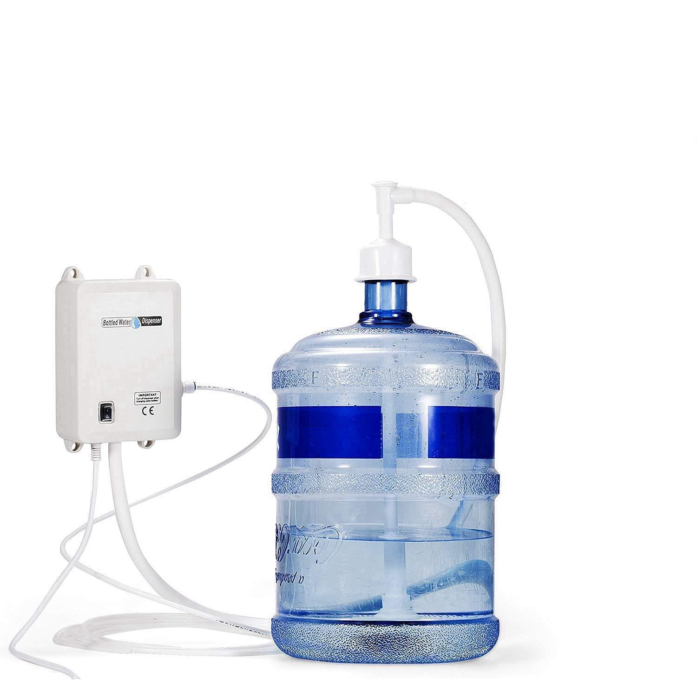 TDRFORCE Bottled Water Dispenser Pump System for Coffee Brewer Ice-Maker Refrigerator (Single-Tube)