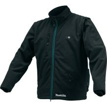 Makita CJ102DZM 12V max CXT Lithium-Ion Cordless Heated Jacket, Jacket Only, Medium, Black