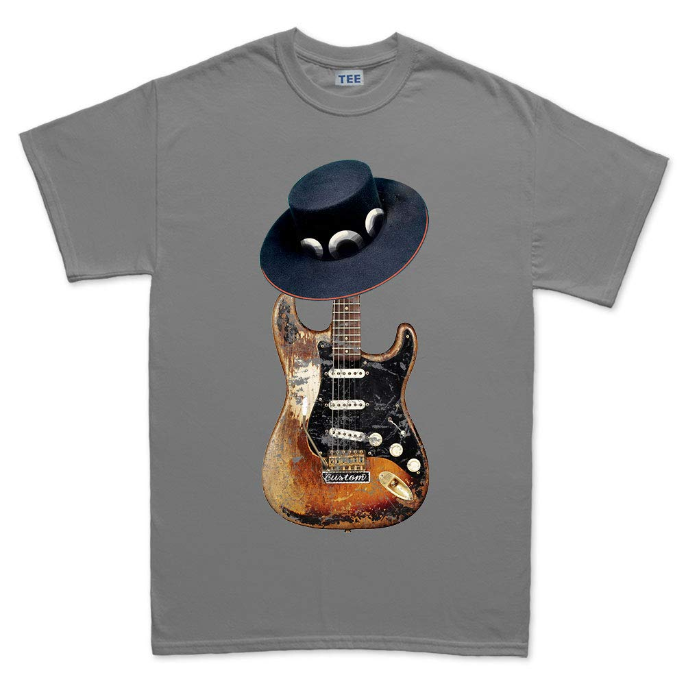 Stevie Ray Tribute Hat Number One 59 American Standard T-Shirt