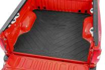 Rough Country Rubber Bed Mat (fits) 2007-2020 Tundra | 5.5 FT Bed | Recycled Bed Liner | RCM618