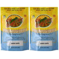 GF Harvest Gluten Free Quick Oats, 2 Count