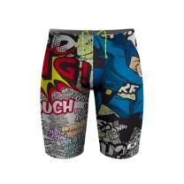 Q Swimwear Swim Jammers for Men, Polyester Mens Swimsuit, Competitive Swimwear, Multiple Colors