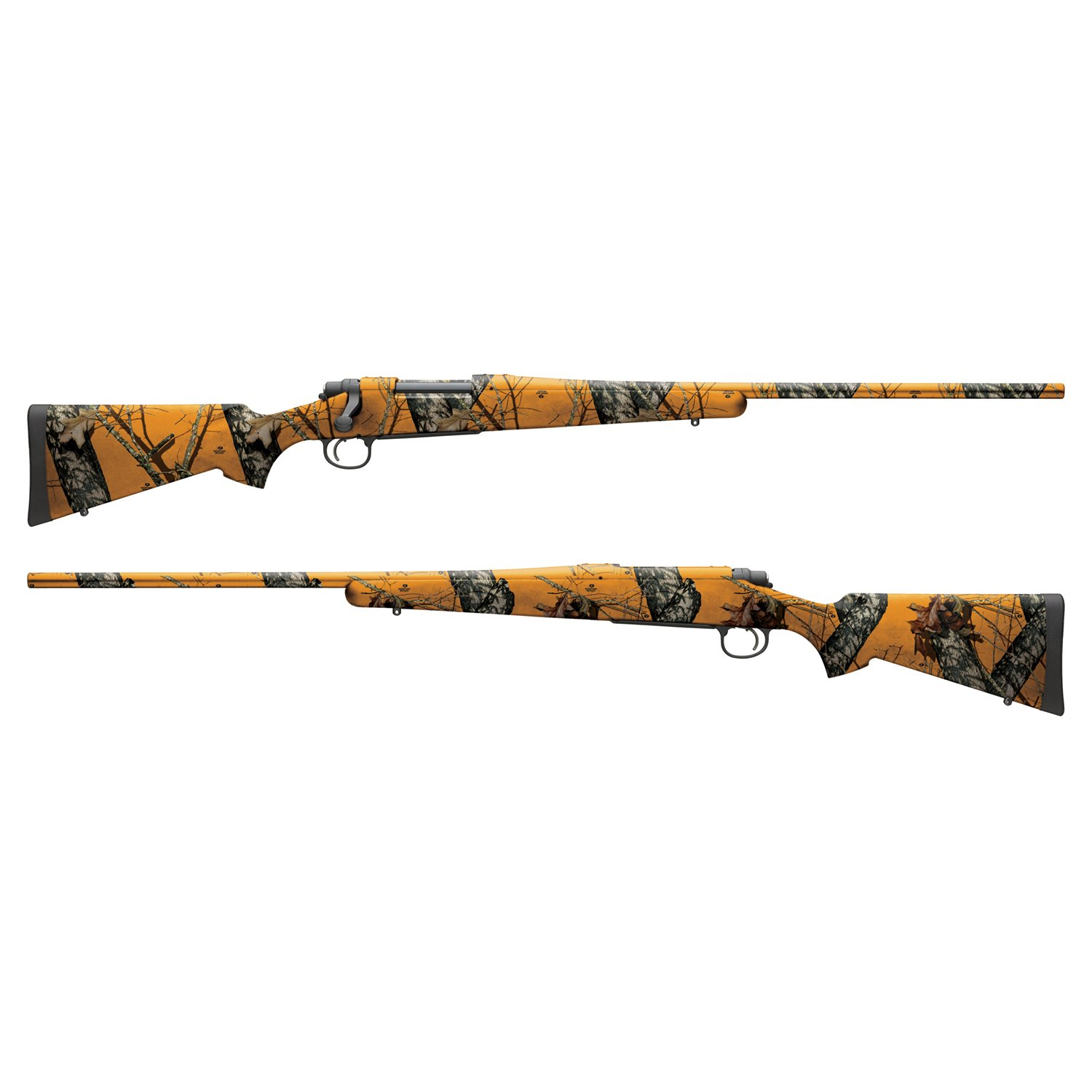 "Mossy Oak Graphics Blaze 14004-R-BZ Rifle Camo Skin for 29"" Barrels"