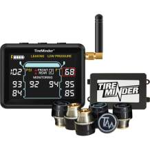 Minder Research TM22142 TireMinder i10 RV TPMS with 6 Transmitters