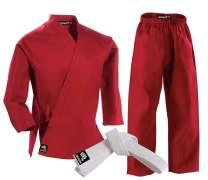Zephyr Martial Arts Karate Gi Student Uniform - White Belt