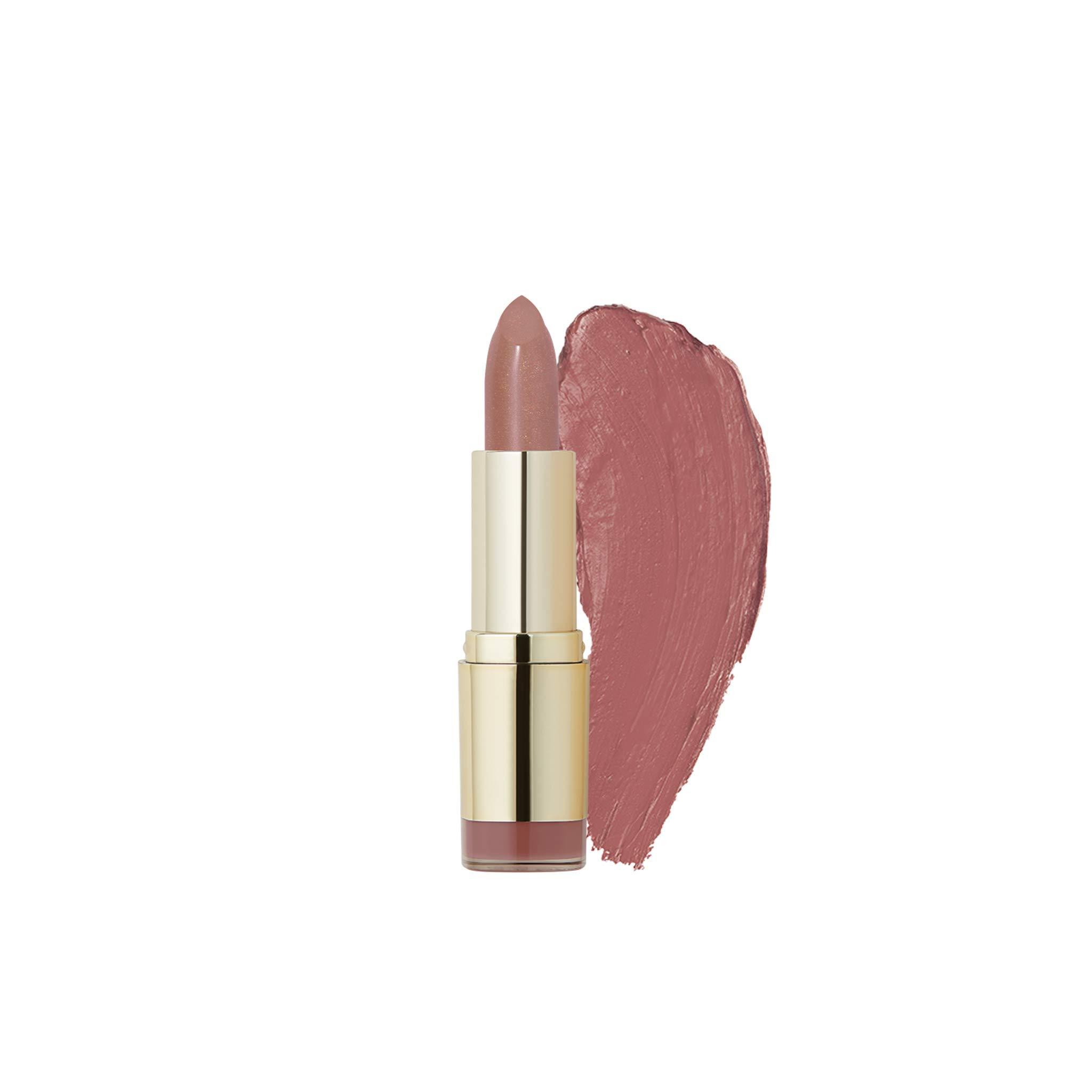 Milani Color Statement Lipstick - Dulce Carmelo, Cruelty-Free Nourishing Lip Stick in Vibrant Shades, Pink Lipstick, 0.14 Ounce