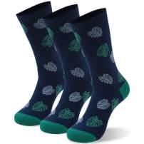 Crew Dress Socks,Cartoon Soft Socks, Luccalily Unisex Fitness Novelty Cute Fun Patterns Colorful Casual Socks
