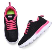 nerteo Kids Sneakers Lightweight Boys/Girls Running Shoes