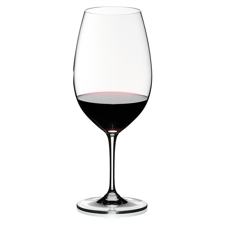 Riedel Vinum Crystal Syrah/Shiraz Wine Glass, Set of 4