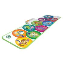 LeapFrog Learn and Groove Musical Mat, Green, Great Gift For Kids, Toddlers, Toy for Boys and Girls, Ages 2, 3, 4, 5