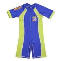 UTTER Boys Swimsuit Tops Baby UPF50+ Sun Protection Suit One Piece UV Swimwear for Little Girls and Boys
