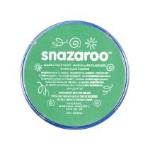 Snazaroo Classic Face and Body Paint, 18ml, Bright Green, 6 Fl Oz