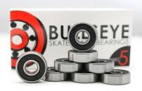 Bullseye Bearings ABEC 5 Skateboard Bearings