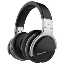 Active Noise Cancelling Headphones Bluetooth Headphones Over Ear Wireless Headphones with Microphone Hi-Fi Deep Bass Stereo Sound