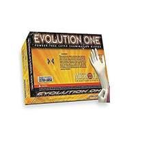 Microflex EV-2050-S Evolution One Exam Gloves, PF Latex, Textured, Small, 100 per Box, 10 Box per Case (Pack of 1000)