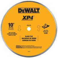 """DEWALT DWA4769 Continuous Rim Glass Tile Blade, 10"""""""