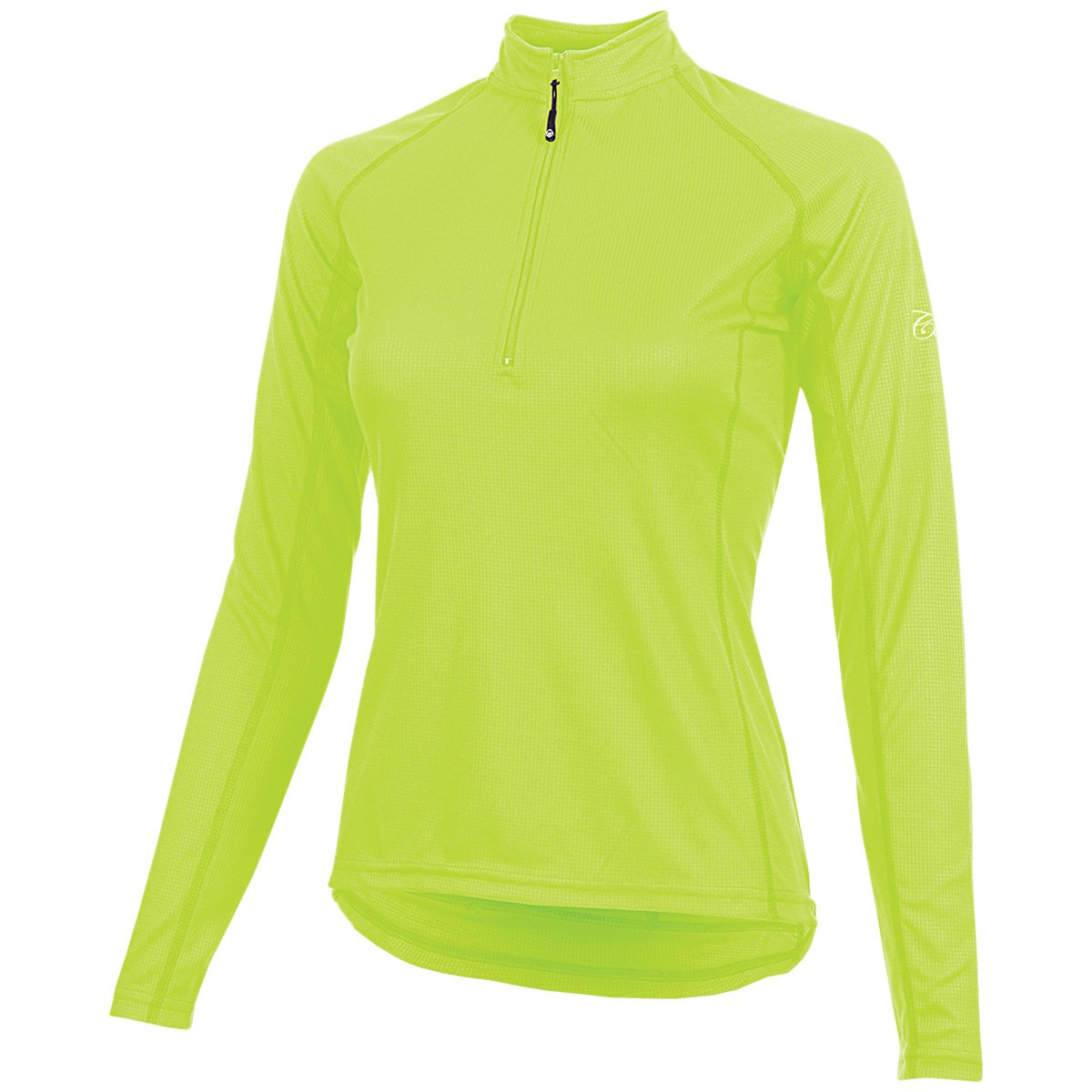 CANARI Women's Optic Nova Long Sleeve Cycling/Biking Jersey