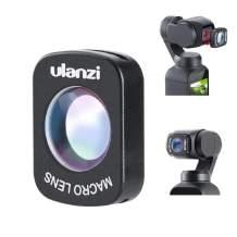 ULANZI OP-6 OSMO Pocket Super Macro Lens for DJI OSMO Pocket Magnetic Structure Camera Handheld Gimbal Stabilizer Accessories 10X Macro Camera Lens