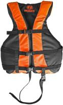 Hardcore Water Sports High Visibility Adult & Kids Life Jacket PFD USCG Type III Ski Vest w/Leg Strap