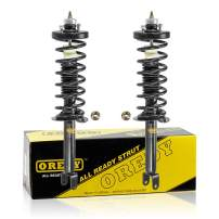 OREDY Rear Left and Right Complete Struts Shocks Assembly Kit 272984 Compatible with Honda Accord EX-L/Touring V6 3.5L 2013 2014 2015
