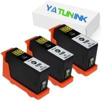 YATUNINK Compatible Ink Cartridge Replacement for Lexmark 150 XL Ink Cartridge for Lexmark 150XL S315 S415 S515 Pro715 Pro915 Printer (3 Black)