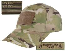 US State Operator Cap Bundle - with State & Dont Tread On Me Patches - (View All States)