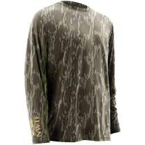 Nomad Outdoor Men's Nwtf Long Sleeve Cooling Tee