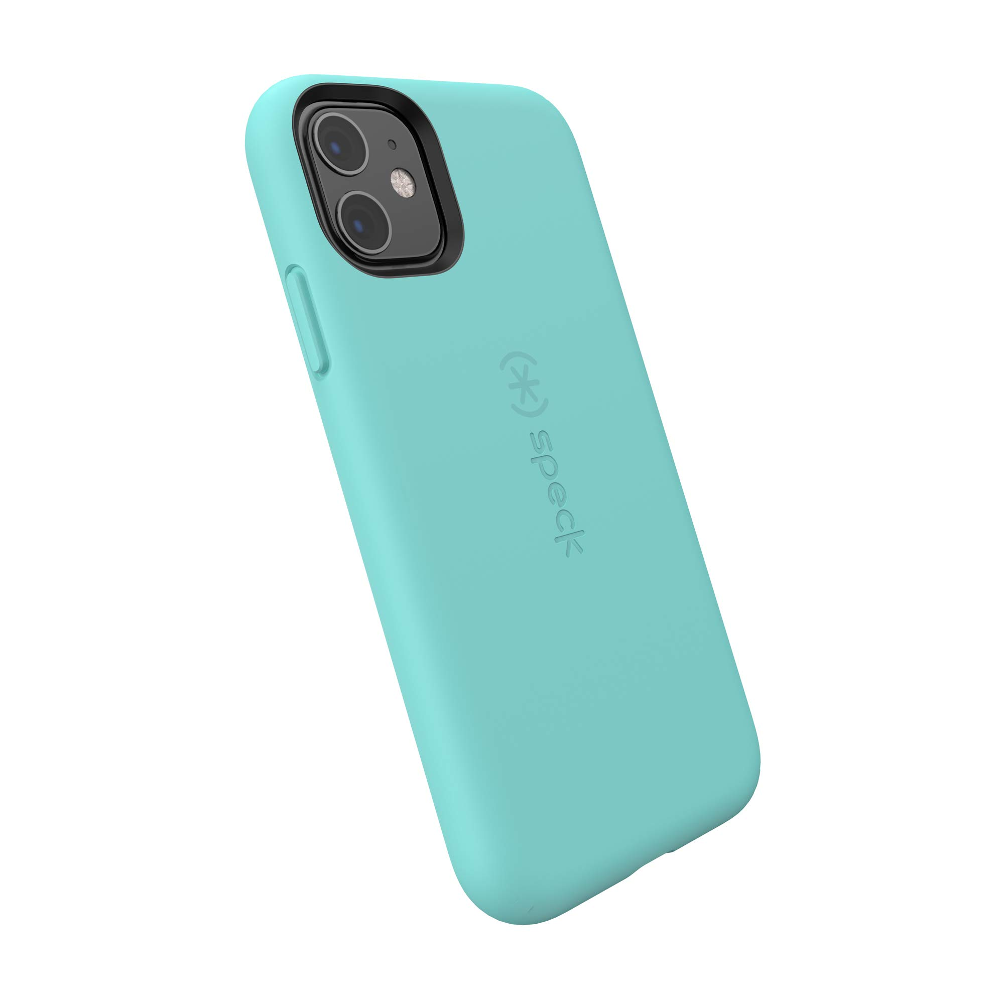 Speck CandyShell Fit iPhone 11 Case, Zeal Teal/Zeal Teal