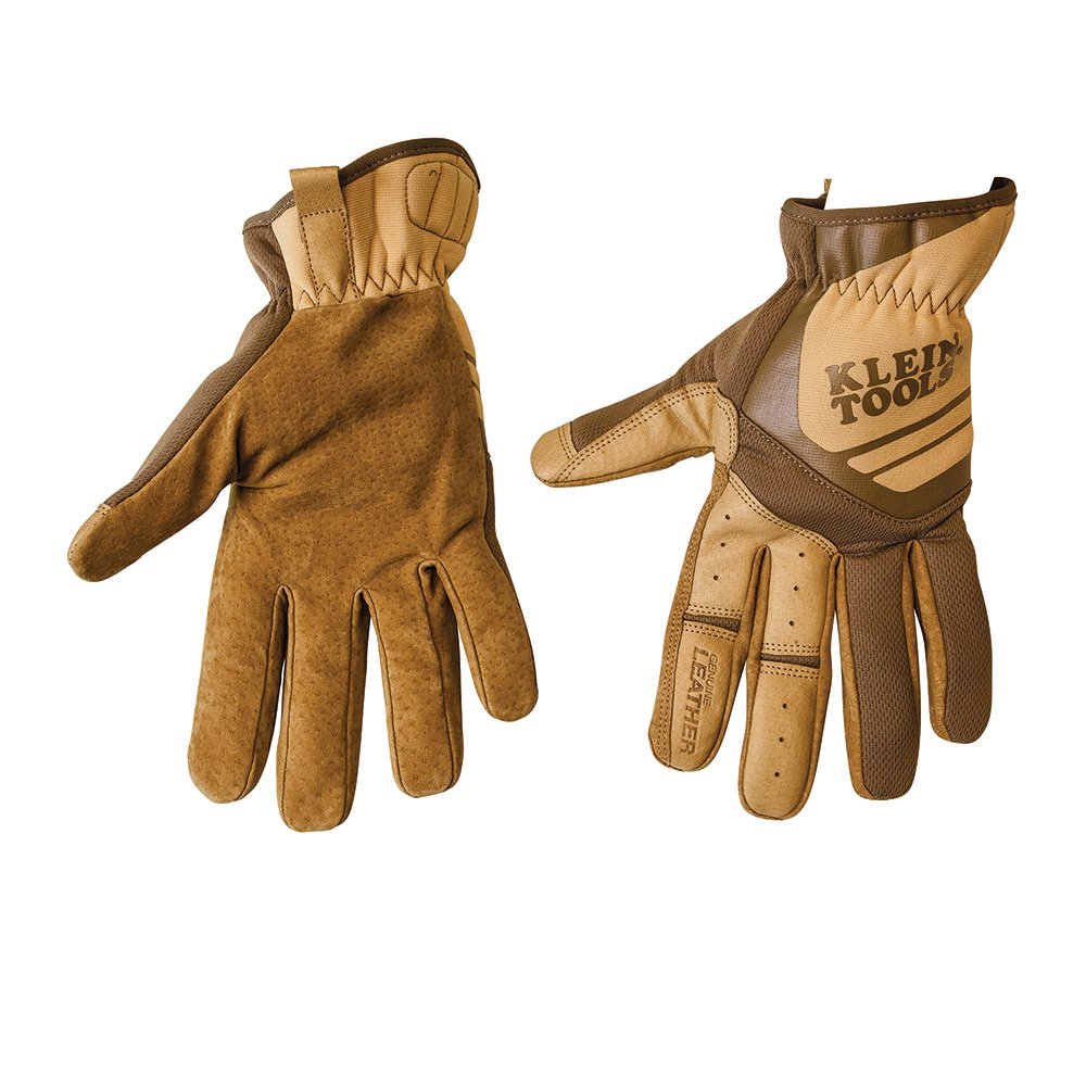 Journeyman Leather Utility Gloves, X-Large Klein Tools 40228