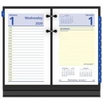 "AT-A-GLANCE 2020 Daily Desk Calendar Refill, QuickNotes, 3-1/2"" x 6"", Loose Leaf (E51750) (E5175020)"