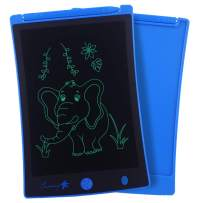 Sunany LCD Writing Tablet 8.5-Inch Toddler Doodle Board Drawing Pad, Electronic Drawing Tablet with Lock Function, Educational and Learning Toys for Kids at Home and School (Blue)