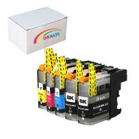 INKMATE Compatible Ink Cartridge Replacement for Brother LC203 XL LC203XL 2BK/1M/1C/1Y 5Pack