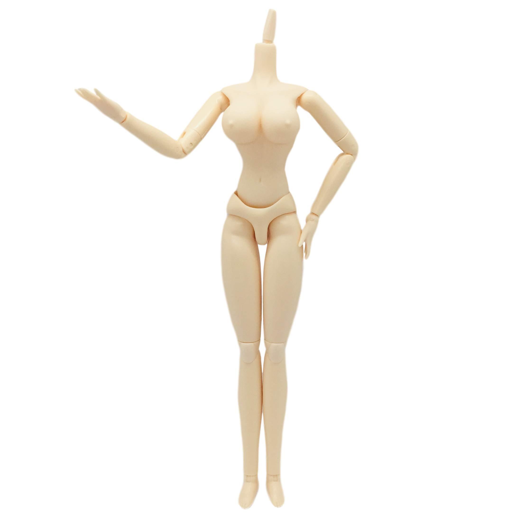 1/6 scale Obitsu 27cm female body 27BD-F04W Soft Bust L size White skin