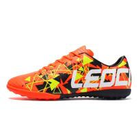 LEOCI Teenage Boys and Girls Professional Soccer Football Shoes, Indoor/Outdoor Antiskid Training Shoes