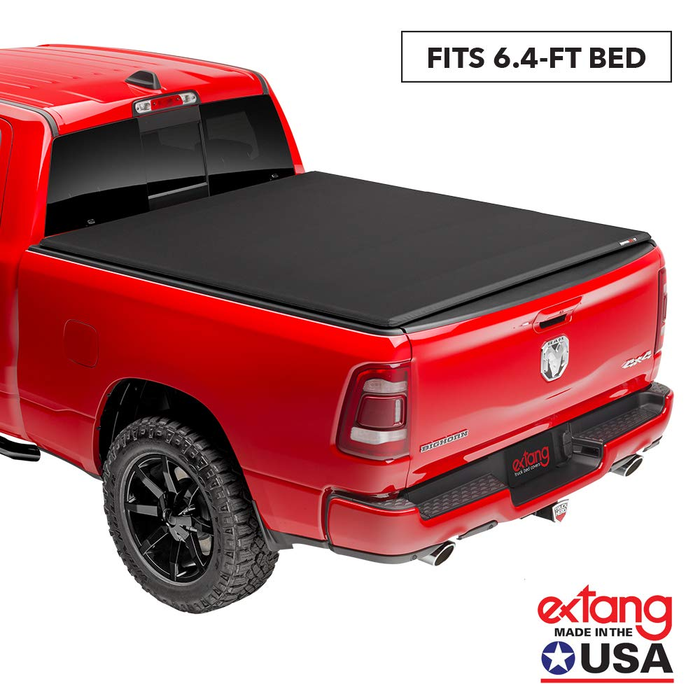 "Extang Trifecta Signature 2.0 Soft Folding Truck Bed Tonneau Cover  | 94430 | Fits 09-18, 19/20 Classic Dodge RAM 1500/2500/3500 6'4"" Bed"