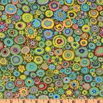 FreeSpirit Fabrics Free Spirit BI-912 Kaffe Fassett Paperweight Fabric By The Yard, Algae