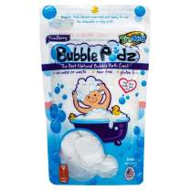 TruKid Bubble Podz, 24-Count, Yumberry – Kids Bubble Bath for Sensitive Skin – Bath Bubbles in Water Soluble Pods – Pediatrician and Dermatologist Tested – Natural Toddler Bubble Bath