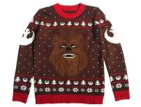 Star Wars Chewbacca Ugly Christmas Sweater 6yr - 12yr Boys' Girls' Kids Sweater