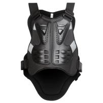 WOLFBIKE Motorcycle Racing Protective Body Armor Vest Spine Protection Coverage
