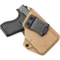 Tulster IWB Profile Holster in Right Hand fits: Glock 42 w/TLR-6