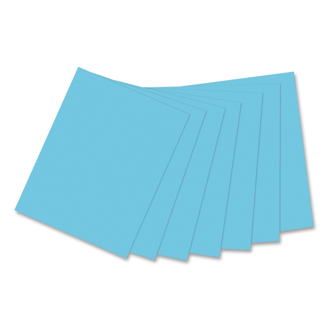 "Kaleidoscope Multi-Purpose Paper, 8 1/2""X11"", Turquoise 500 Sheets"