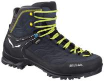 Salewa Men's Rapace GTX Mountaineering Boot | Mountaineering, Alpine Climbing, Alpine Trekking | Gore-Tex Waterproof Breathable Lining, Crampon Compatible, Durable Nubuck Upper