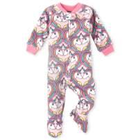 The Children's Place Baby Girls Unicorn Blanket Sleeper