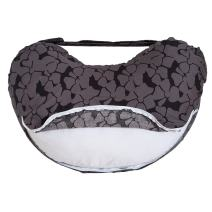 Bebe au Lait Organic Cotton Nursing Pillow Slipcover - Midnight