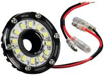 """KC HiLiTES 1350 Cyclone LED 5W 2.2"""" Multi-functional Accessory Light - Clear"""