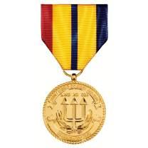Combat Action Commemorative Medal Anodized