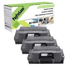 PayForLess MLT-D203L D203L 203L Toner Cartridge Compatible for Samsung ProXpress M4020ND M3370FD M3870FW M4070FR M3320ND M3820DW