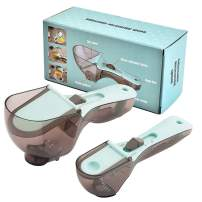 Measuring Cups Measuring Spoons Set Measuring Spoons for Dry and Liquid Ingredients (Calibration-2)